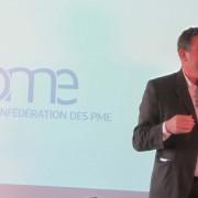 Olivier Tricon, Président de la CPME Yonne