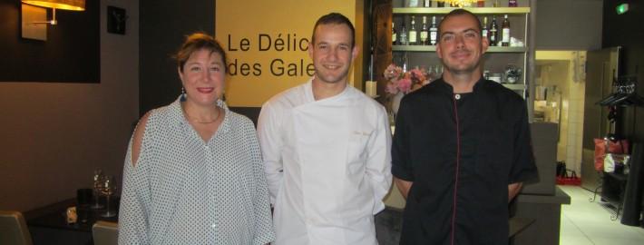 Valérie Roy-Gallet, Edouard Sestre et Camille Picon
