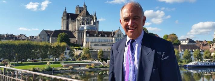 Alain Carey, fondateur de l'entreprise Global Business Incorporated à Phoenix en Arizona