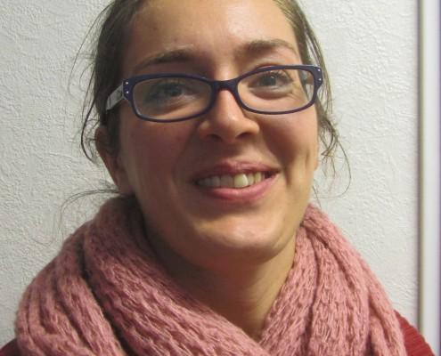 Jeanne Roy, coodinatrice culturelle de centre de détention de Joux-la-VIlle