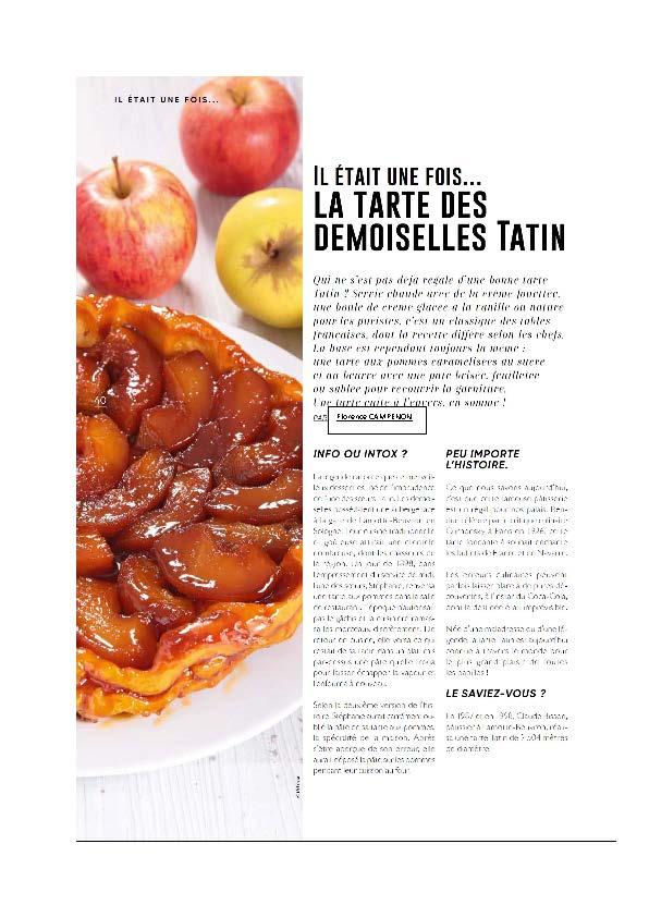 La tarte Tatin